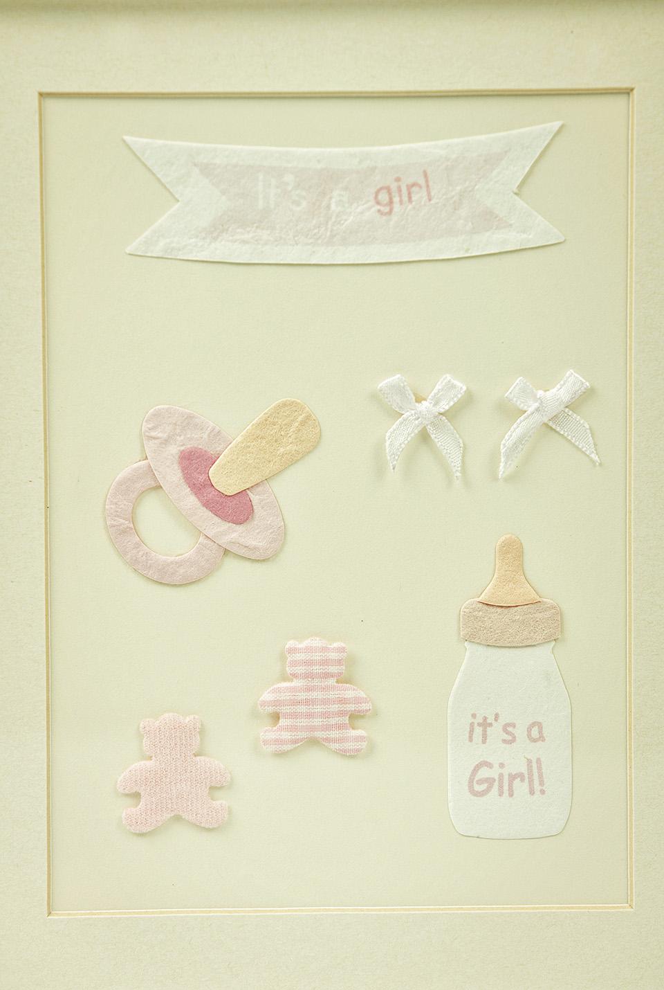 It\'s a Boy/Girl Frame - Frame A Name